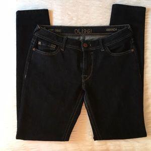 DL1961 Jeans - DL1971 Amanda Skinny Jeans
